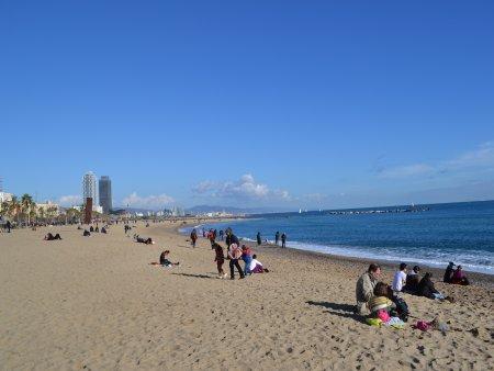 Obiective turistice Barcelona barceloneta