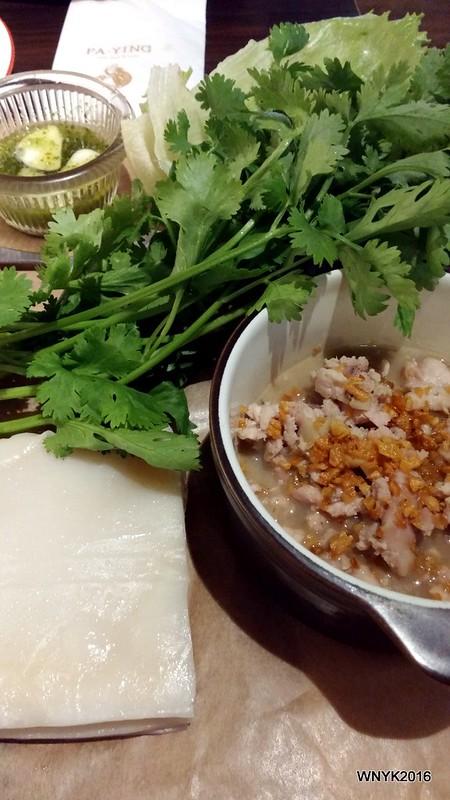 Anna's Salad Wrap