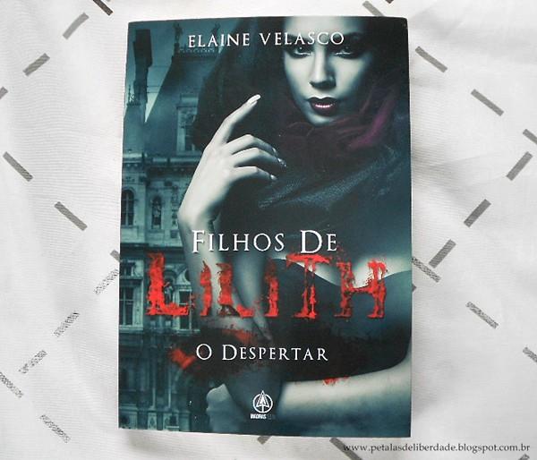 Filhos de Lilith - O Despertar, Elaine Velasco, Madras Teen