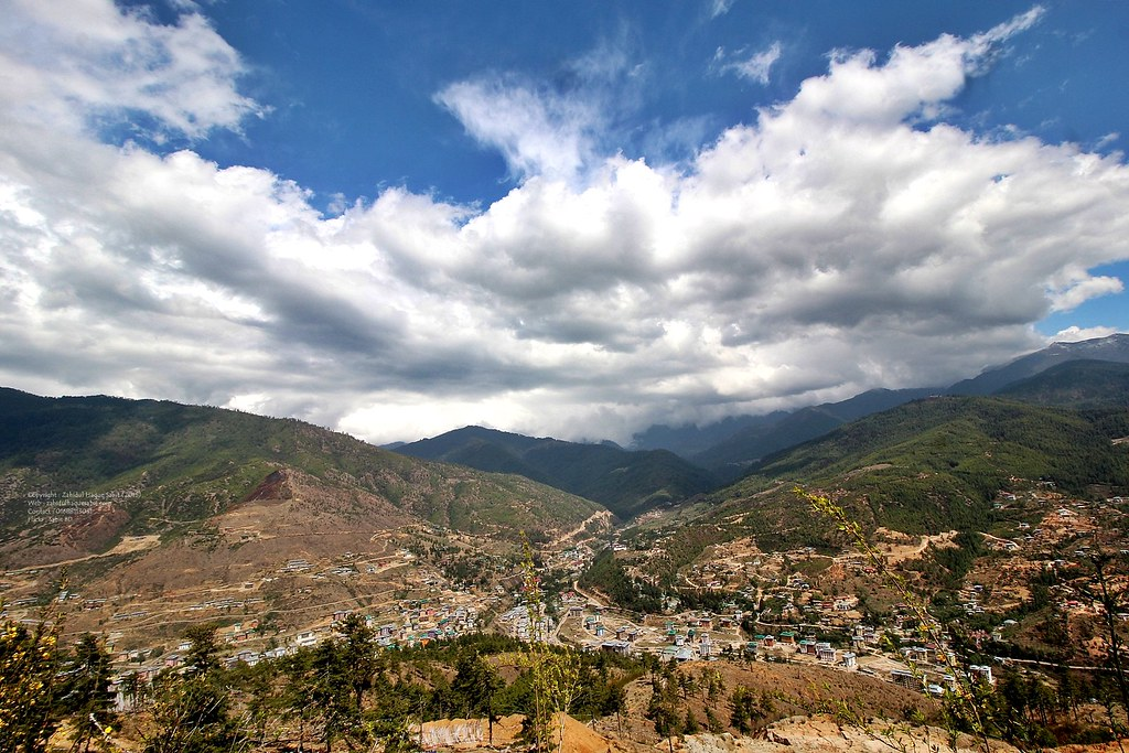 Land Of Beauty Bhutan