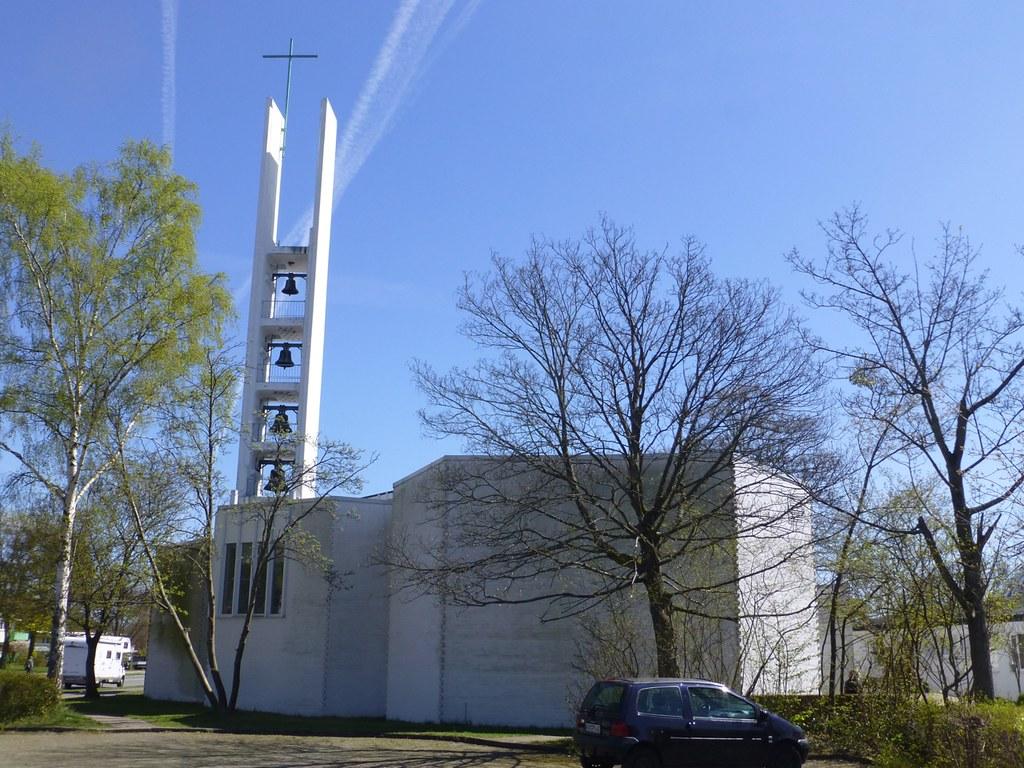Architekt Wolfsburg heilig geist kirche wolfsburg architekt alvar aalto 1962 flickr