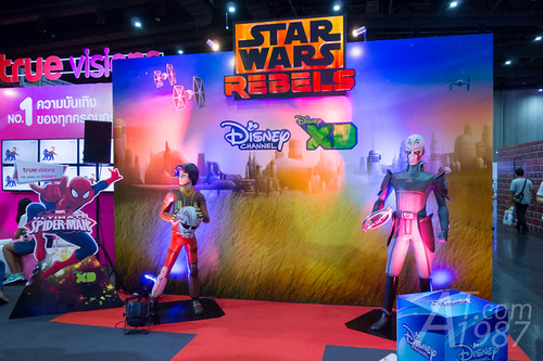 Bangkok Comic Con 2015 - Star Wars Rebels