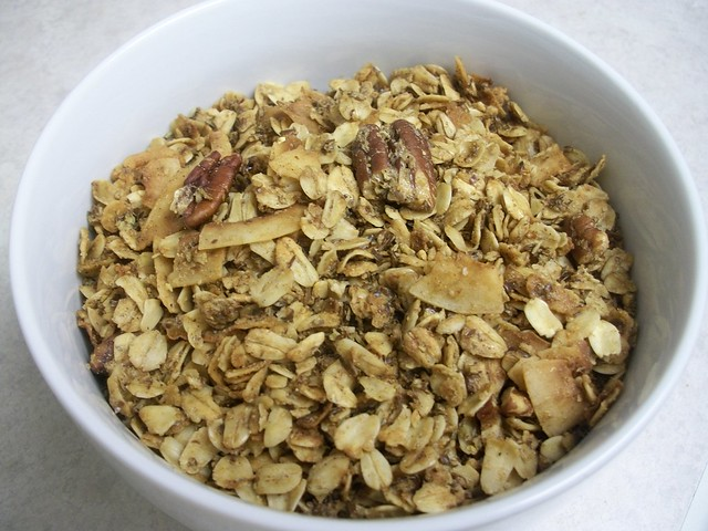 oatmeal cookie granola 11