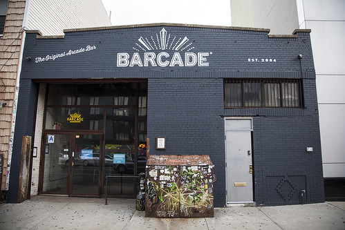Barcade Jersey City Food
