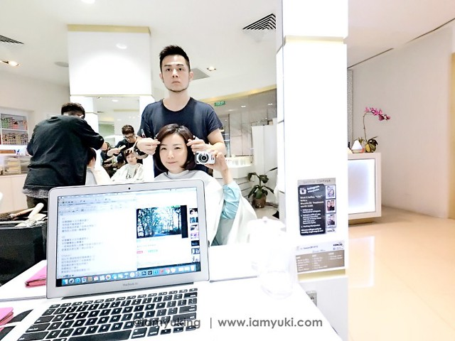 Kenjo Korean Hair Salon16Yuki Ng Hair Jun