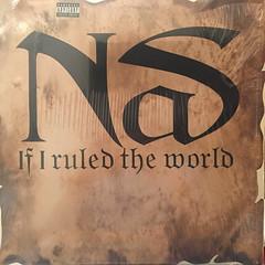 NAS:IF I RULED THE WORLD(JACKET A)