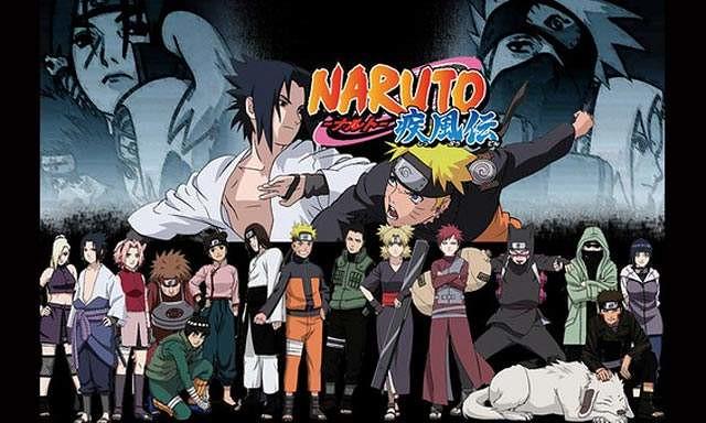 Gambar Kartun Naruto Dan Kawan Kawan By Bakhtyar_