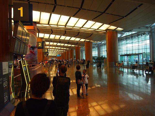 P4199458 チャンギ空港 シンガポール singapore