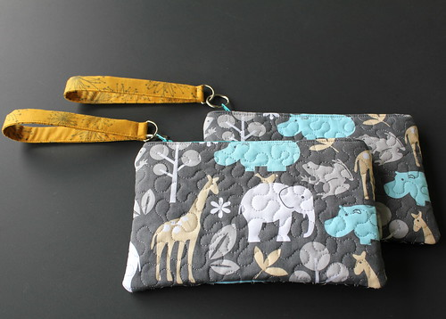 Elephant Wristlets Front View