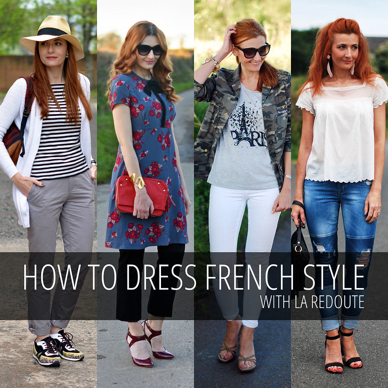 How to dress French style | One year as a La Redoute ambassador
