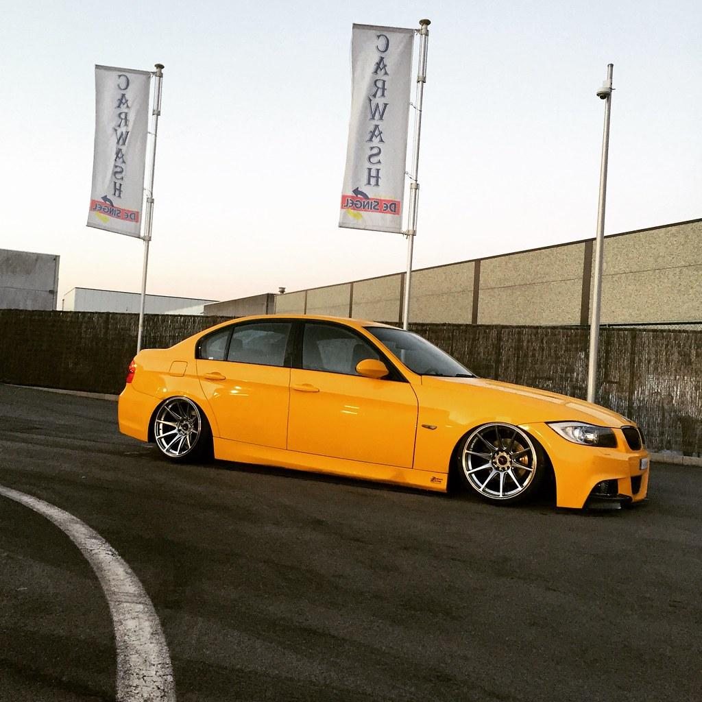 Bmw 3 E90 Jr 11 18x9 5 18x10 5 Hyper Black Jr Wheels