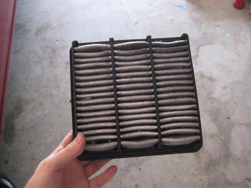 2013 kia forte engine air filter theta ii 2 0l i4 motor. Black Bedroom Furniture Sets. Home Design Ideas