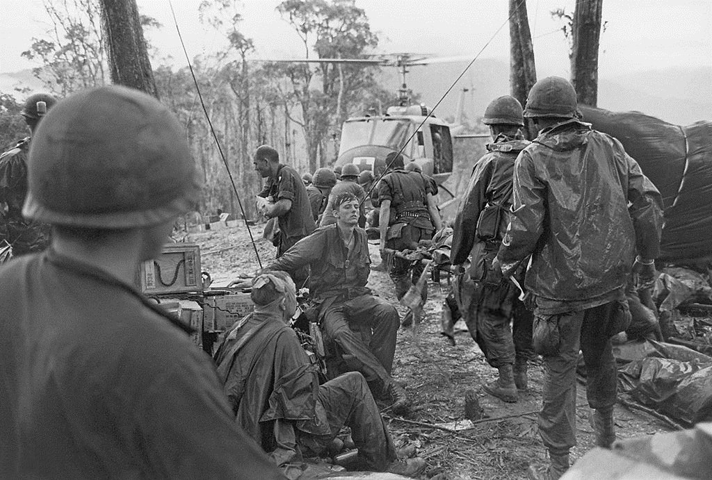 Battle of hamburger hill essay