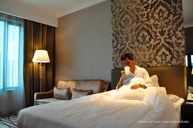 Staycation at Dorsett Kuala Lumpur