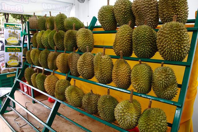 Musang Queen Trakka Durian