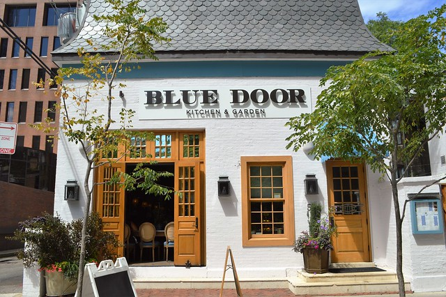 Blue Door Kitchen Brunch