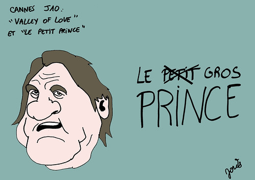 19_Cannes J10 Valley of love et petit prince depardieu