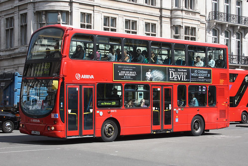 Arriva London South DW72 LJ04LGG