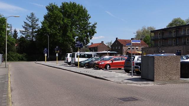 Harderwijk, busstation
