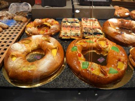 Recomandari culinare in  Barcelona colaci