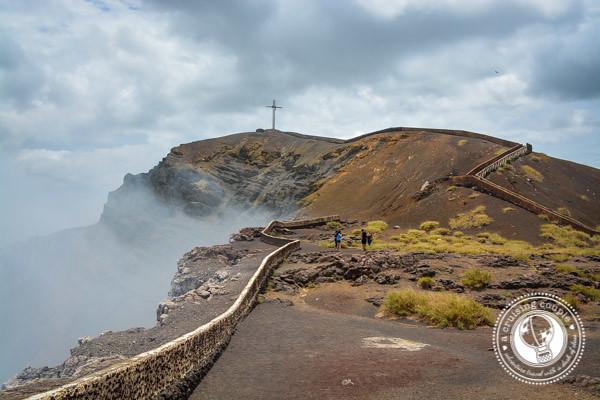 Masaya Volcano Cross Nicaragrua