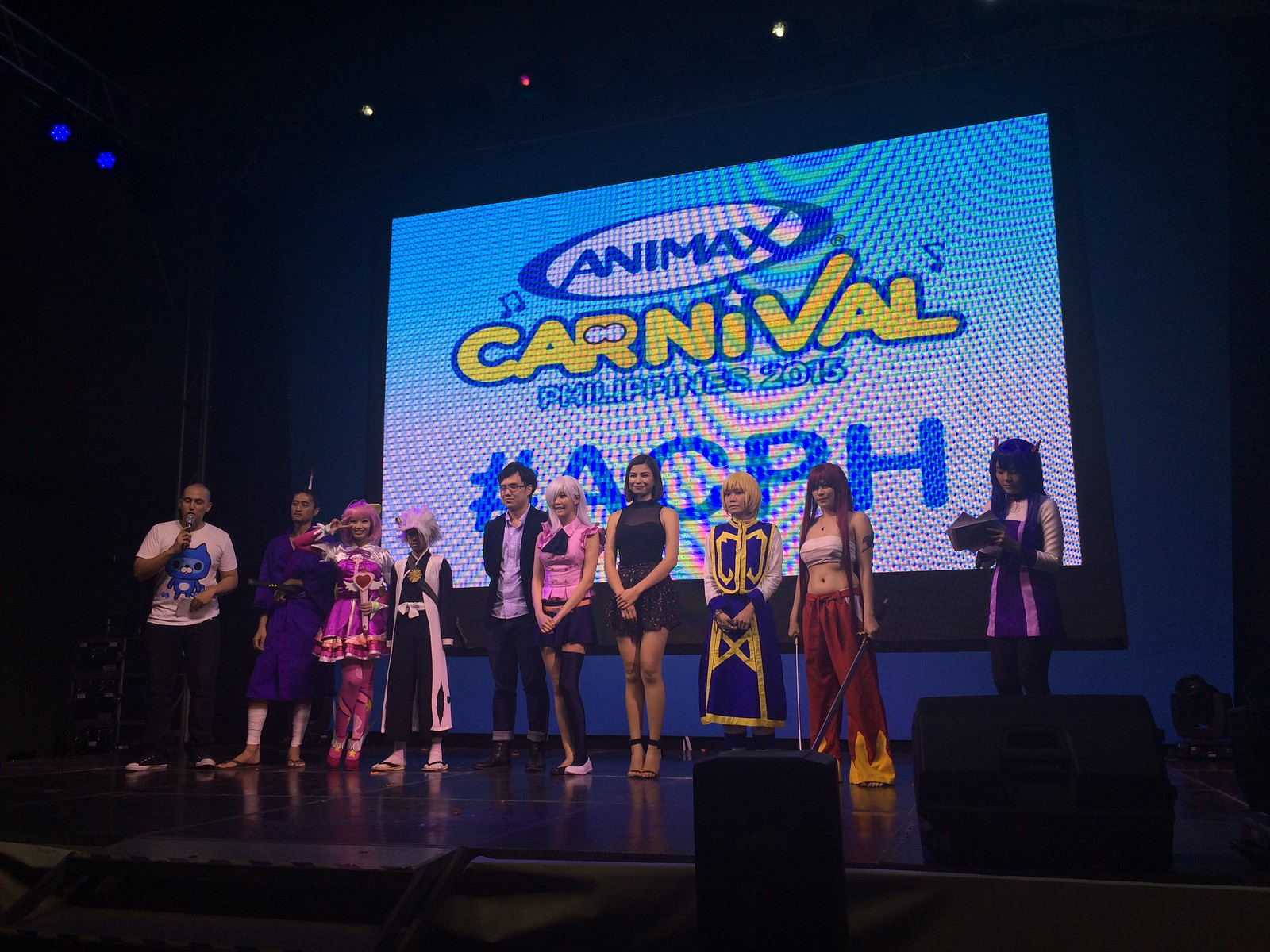 Animax Carnival Philippines 2015 Day 1 Event Report