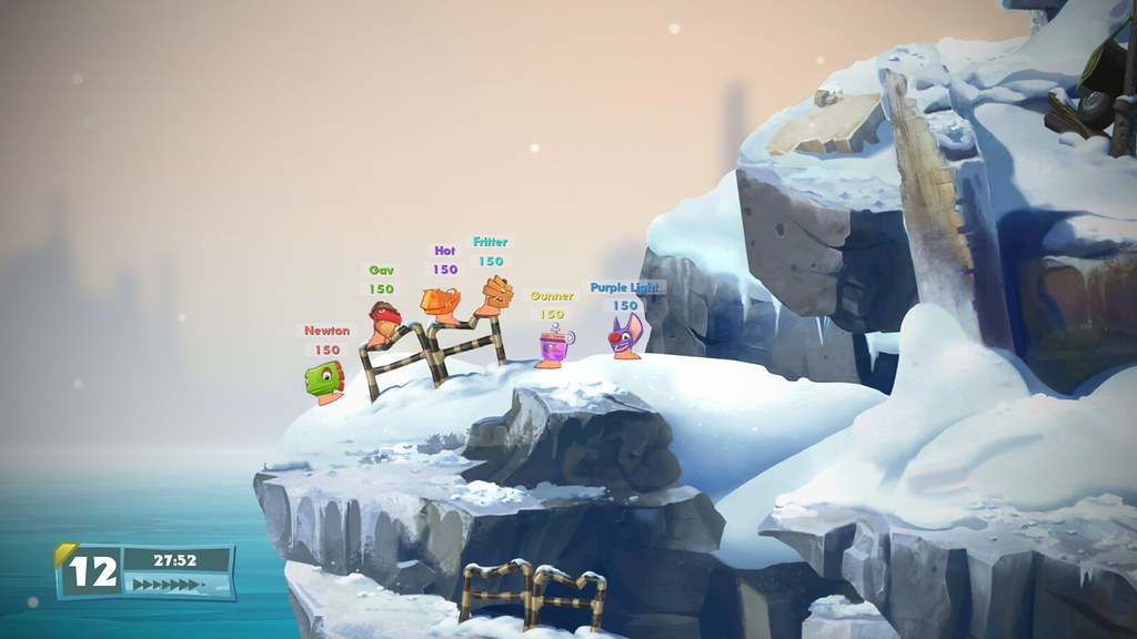 Worms W.M.D para PS4