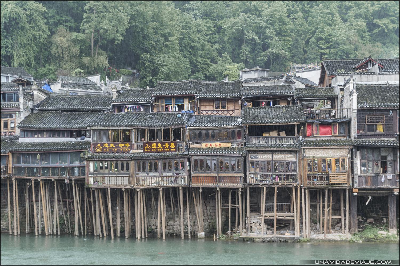 como ir a Fenghuang