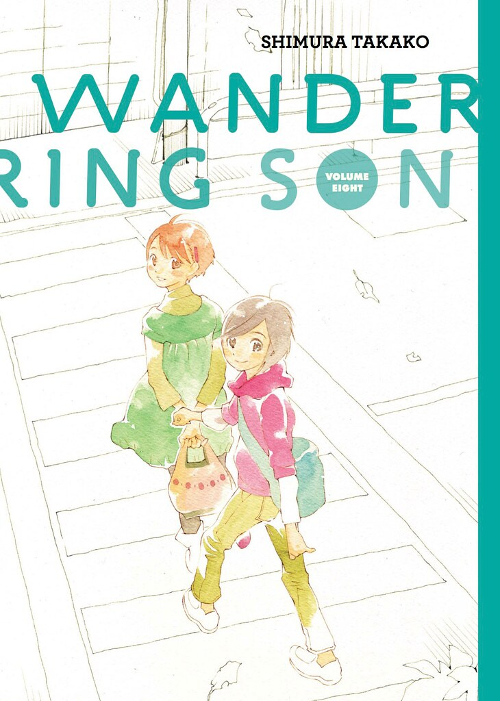 Takako Shimura Wandering Son Wandering Son Vol 8 by Shimura Takako