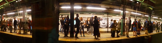 Waiting For The G, 4/25/2015 5:30 pm-ish | by NewYorkShitty