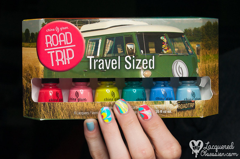 China Glaze - Road Trip Travel Sized