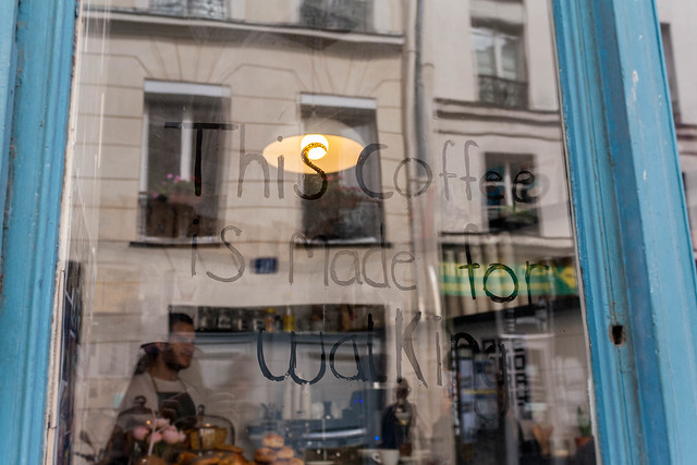 Boot Café, Paris