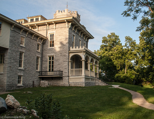 Cooke Castle, Gibraltar Island, Ohio