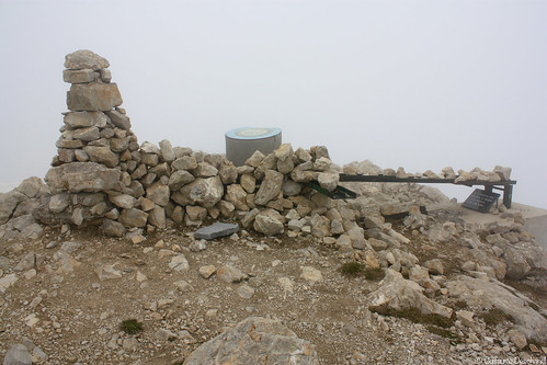 Le Pic de Bure (2709 m)