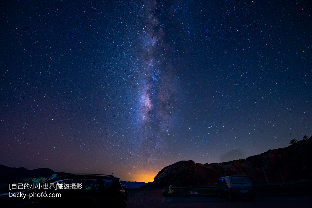 2015.May Hehuan Mountain @Nantou合歡山銀河星海