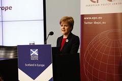 FM makes positive case for continuing EU membership