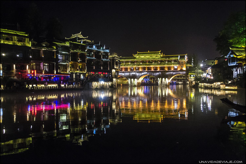 que ver en Fenghuang