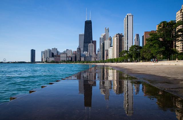 custo de vida em Chicago