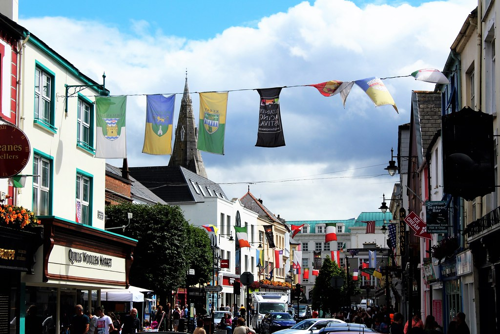 Street Scene, Killarney, Ireland