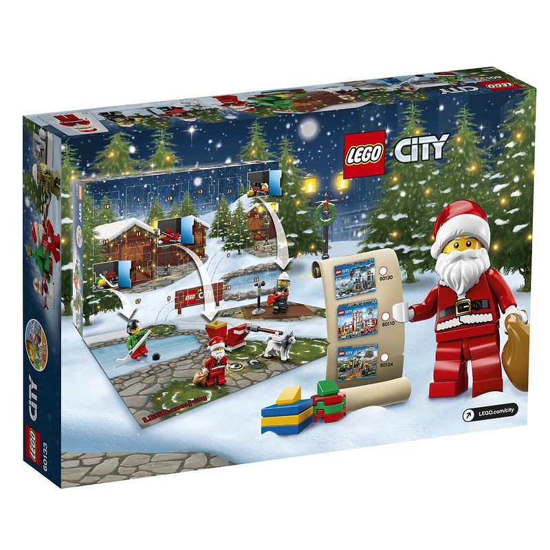 LEGO City 60133 - 2016 Advent Calendar