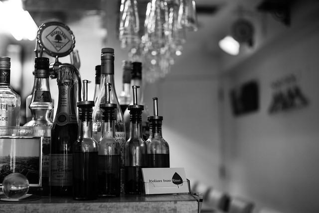 Italian bar Riso