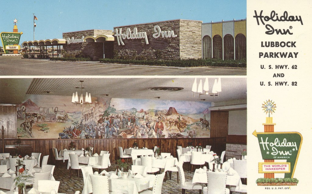 Holiday Inn Parkway - Lubbock, Texas