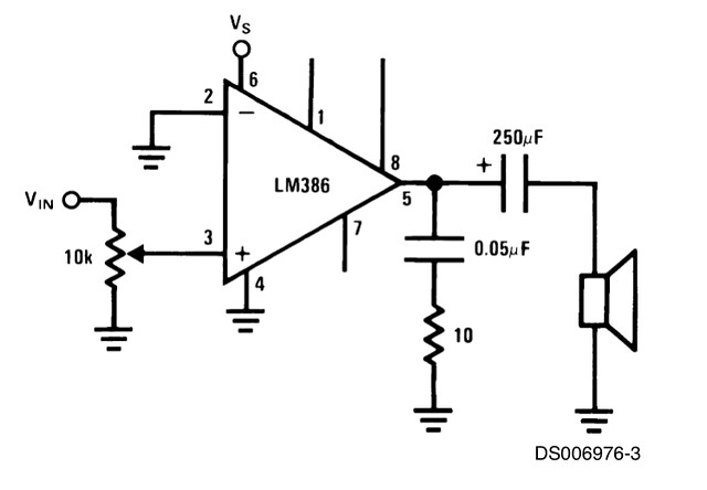 lm368-audio amp