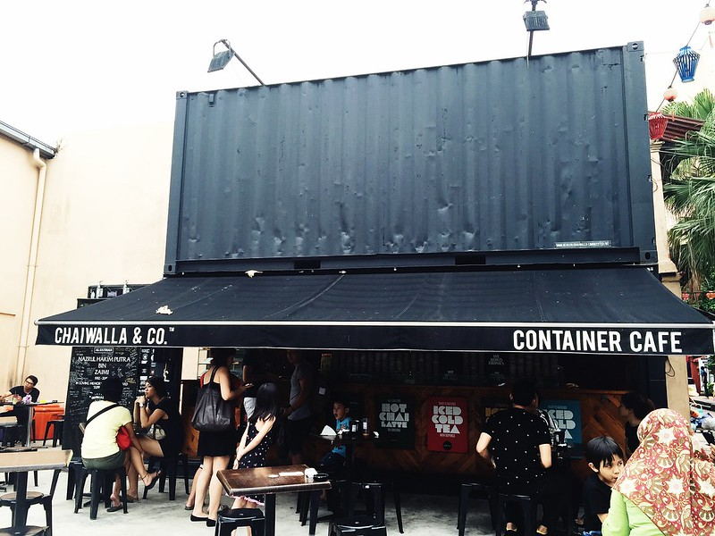 Chaiwalla &Co. Container Cafe