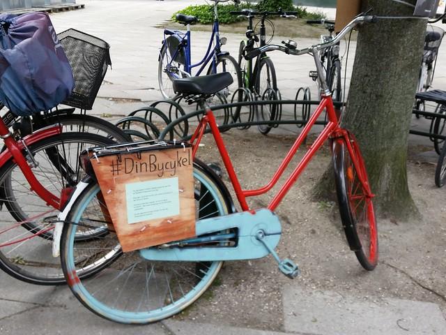 Din Bycykel / Your City Bike