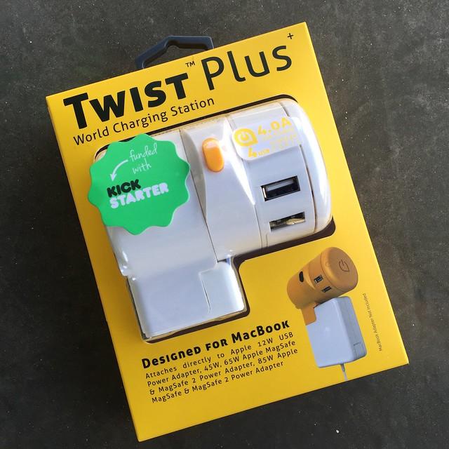 OneAdaptr TWIST Plus+