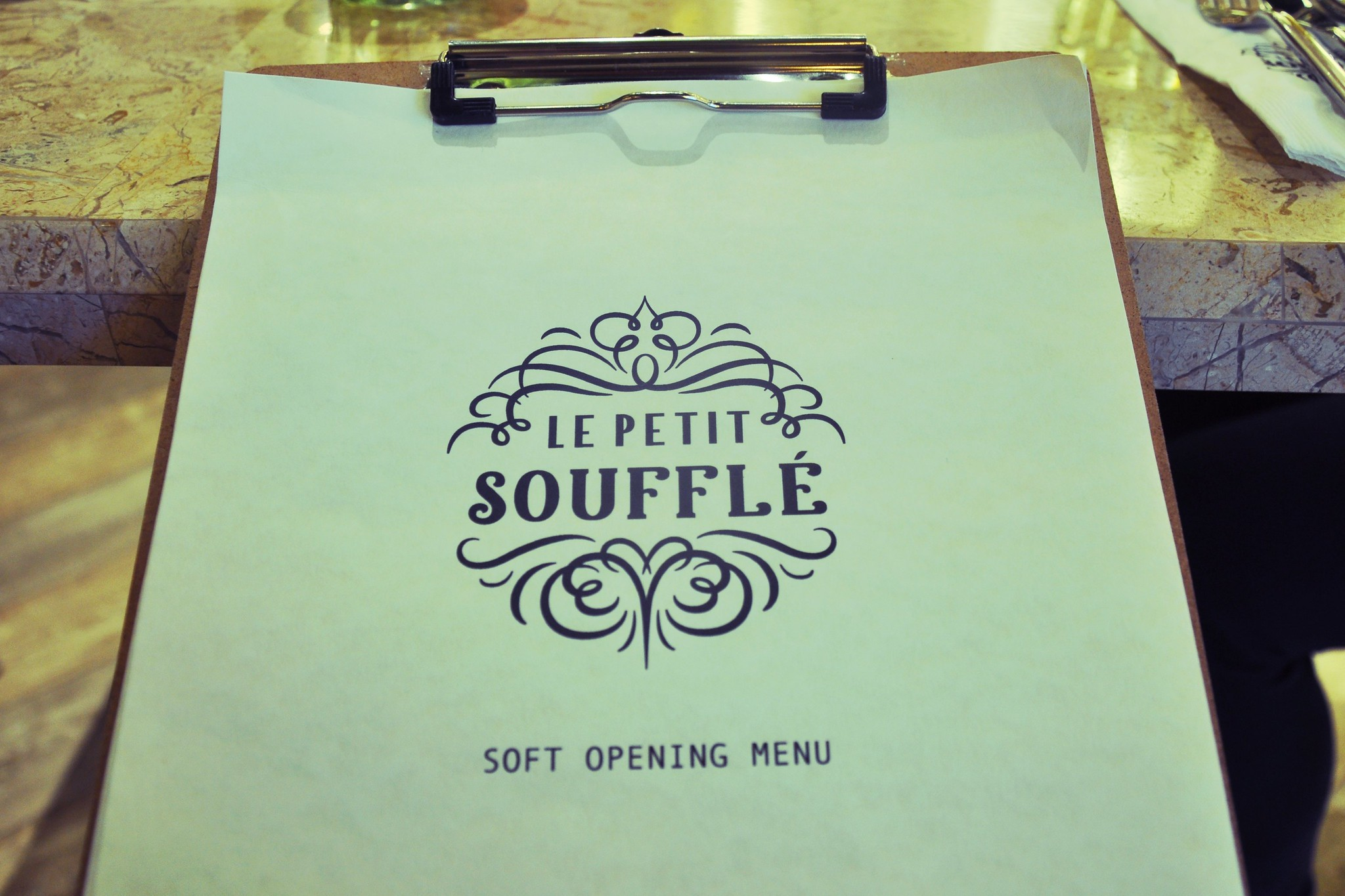Le Petit Souffle