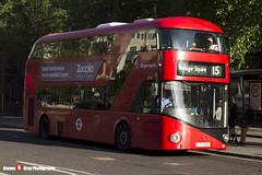 Wrightbus NBFL - LTZ 1250 - LT250 - Stagecoach - Trafalgar Square 15 - London - 150512 - Steven Gray - IMG_0495