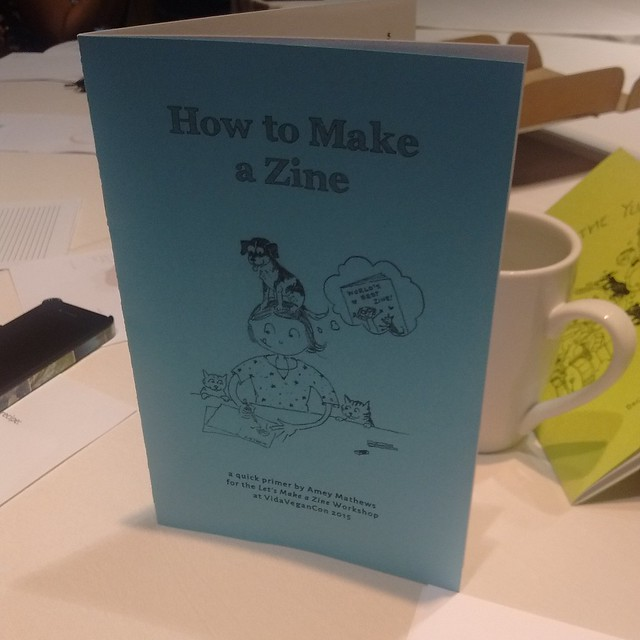 How to make a zine zine