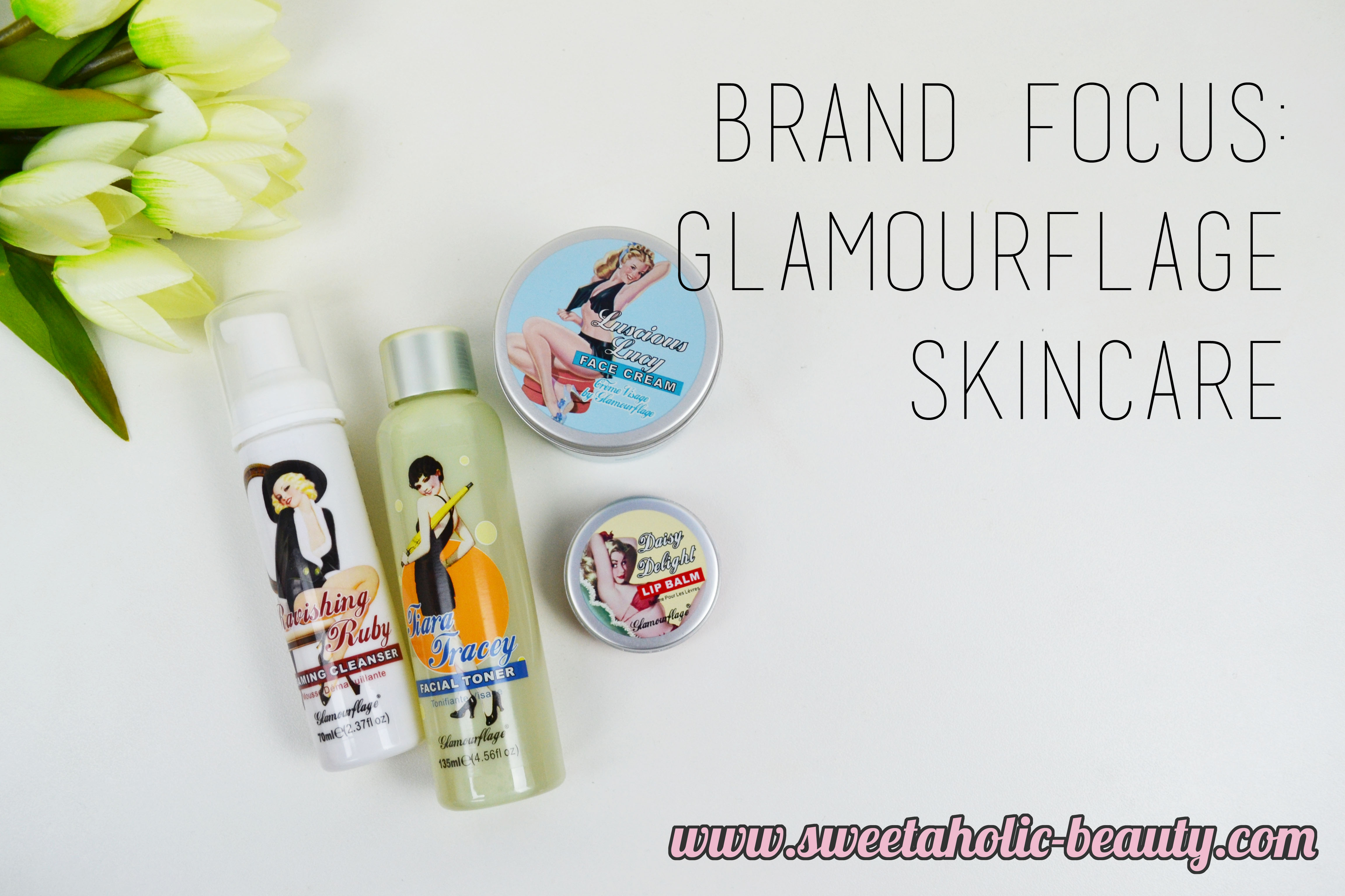 Glamourflage Skincare Brand Focus Review - Sweetaholic Beauty